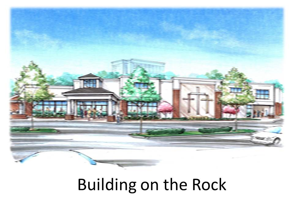 Building on the Rock_Webpage Layout
